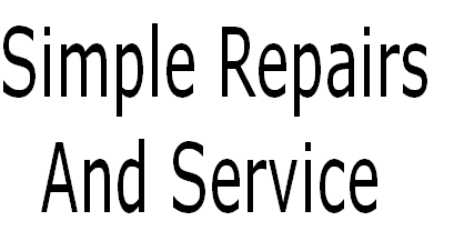 Simple Repairs